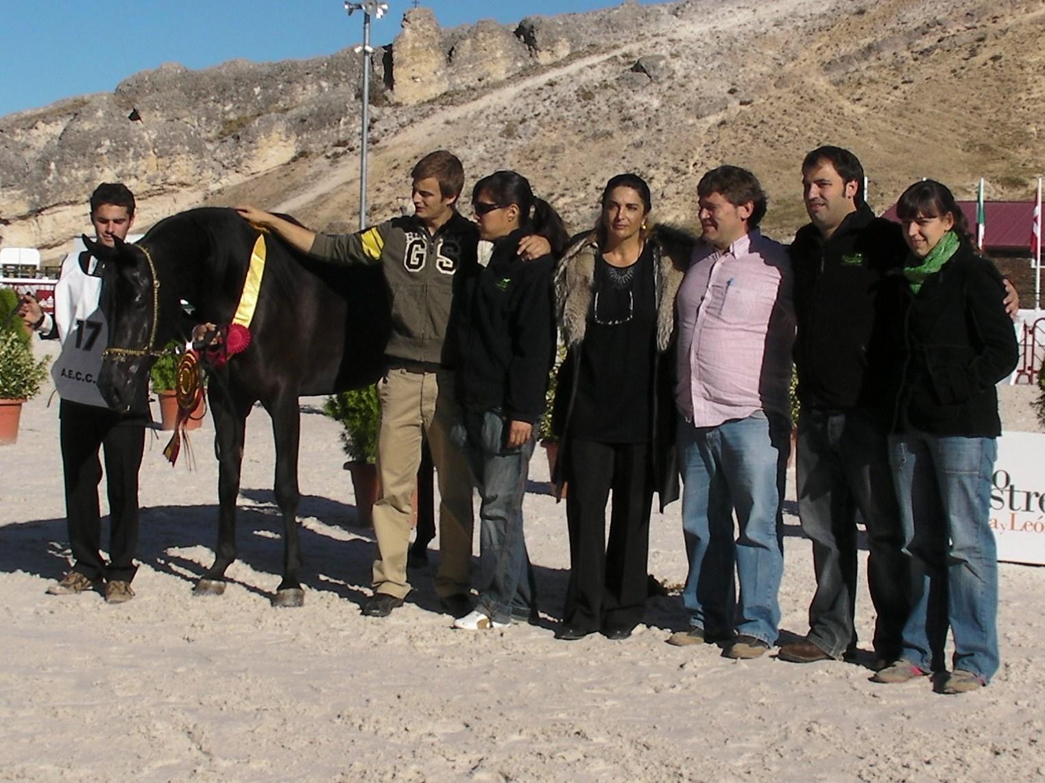 Campeonato nacional Segovia